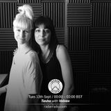 Tasha w/ Volvox - 14th September 2016