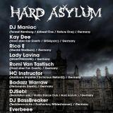 Badazz Unchained@Hard Asylum 22.06.2013