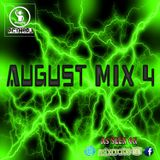 August Mix 4 - Top40 / Club Hit Dance Mix