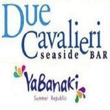 Dj Aris Jr. live @ Due Cavalieri Seaside Bar (Yabanaki) Summer 2k13