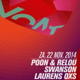 Special Preview set for Vonk/ 22-11-14