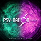 Psy-Nation Radio #009 - incl. Ritmo Mix [Liquid Soul & Ace Ventura]
