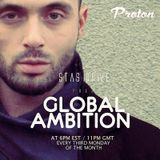 Stas Drive - Global Ambition 015 @ Proton Radio [17 December 2018]