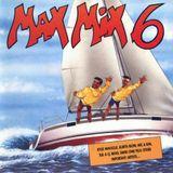 """Max Mix 6 """"Versión Mix"""". 1988. Mezclado por Toni Peret & José Mª Castells."""