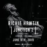 Richie Hawtin - Live @ Junction 2 Festival, Boston Manor Park (London, UK) - 08.06.2019