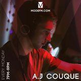 15/01/18 - A.J Couque (Vinyl Only) - Mode FM