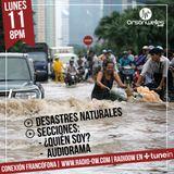 Conexión Francófona - 11-09-2017 - Desastres Naturales