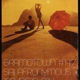 GRAMOTOWN #147-SAI AFRONYMOUS