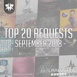Request Top 20 September 2018