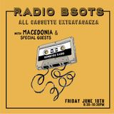 BSOTS ON BONDFIRE: The All-Cassette Extravaganza (June 10, 2016)