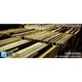 Oz@Work - Element Of Freedom #077 [RPL Radio - 7 juin'19]