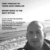 First PodCast by Yesus Glez Ceballos - collaboration of LuciaEstGon