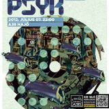 2012.07.07. Dork @ Technokunst pres. Psyk