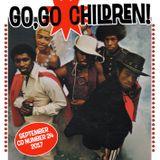 Go, Go Children Mix CD 24 - compiled by DJ Dean and John Stapleton, September 2017