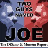 Two guys named Joe The DiSano and Munem report November 26th, 2010