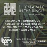 Solomun - live at Diynamic In The Jungle, Palapa Kinha (THE BPM 2017, Mexico) - 10-Jan-2017