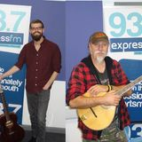 Russell Hill's Country Music Show on Express FM feat. Jack Hopkinson + Stevie Simpson. 29/10/17