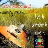 70's Folk and Country Music Vol. 2