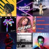 2017 : POP RnB Soul #14 New Music