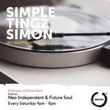 Simple Tingz Simon - Neo Independent Future Soul Saturdayz - 06-10-2018