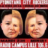 평양 City Rockers #017 special Dead Thatcher - rest in piss Maggie (11-04-2017)