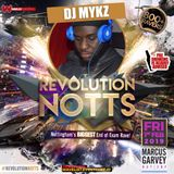 #RevolutionNotts Old School Bashment @DJMykz_