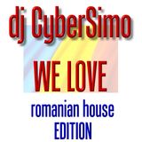 WE LOVE :Romanian House edition LIVE