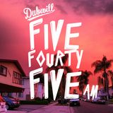 fivefourtyfive:am