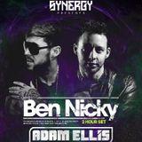 Ben Nicky - Live Synergy, Glasgow 2016 (HF Radio 50)