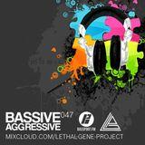 Bassive Aggressive 047 @ Bassport.fm - 05.11.2017