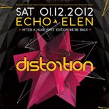 Gemeni at Distortion (Elen) 1 dec 2012
