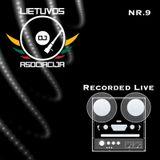 Aivaras Vanagas (LDJA DJ™) Vinyl Only Live Set @ Check'In Baras <R/L-9>