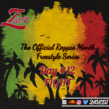 Official Reggae Month Freestyle #12 - Fight