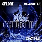GREG CHURCHILL - Splore Main Stage 2019