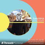 "Snuffo in Santanyi w/Gus Van Sound ""Andreas Gehm Special"" (Threads*Santanyi) - 20-Jun-19"