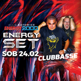 Energy 2000 (Katowice) - CLUBBASSE pres. Live On Stage (24.02.2018)