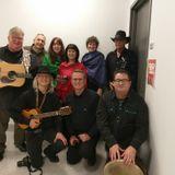The Shenanigans Band  on WMSC-FM  Nov 26 ,2017