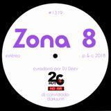 Zona 8, emissão #1319 (30 Junho 2018)
