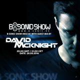 B-SONIC RADIO SHOW #181 by David McKnight