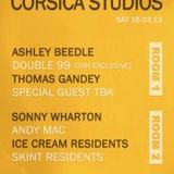 DJ Andy Mac Live @ Corsica Studios, London 16.3.13