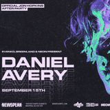 DJ Cherry COLA b2b Haffenfold - DJ Set for Daniel Avery @ Newspeak, Sep. 15th, 2018