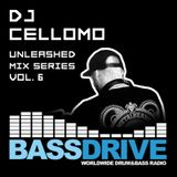 DJ Cellomo - Bassdrive Guest Mix on EW live from New York 2016-10-08