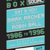 Mark Archer - Memory Box 'Warehouse Raves'