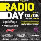 Underhill - Live @ Radioday 2K16