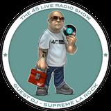 45 Live Radio Show pt. 18 with guest DJ SUPREME LA ROCK