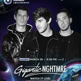 Gigantic NGHTMRE - Live @ Live Stage, Ultra Music Festival 2019, Miami