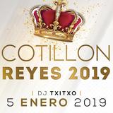 SESION EN DIRECTO COTILLON DE REYES 2019 - ASADOR CANNON BERMEO ( www.maskemusika.biz )