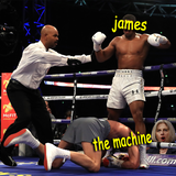 James Against The Machine 01/05/2017