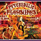 Psykaholiks live @ Psychedelic Pleasures (Insomnia Berlin 19.12.2014)