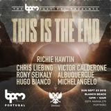 Hugo Bianco – Live @ The BPM Portugal 2018 – This Is The End [Blanco Beach, Portimão] 23.09.18